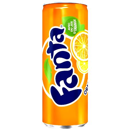 Fanta-orange