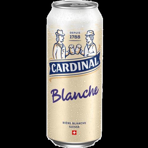 Cardinal-blanche